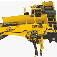 Luxurious - MACHINE HARVESTING POTATOES AND HARVEST ONE ROW AUTOMATIC POWER MIX