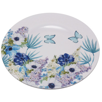 wholesale home good dish manufacture melamine square plastic dinner dinnerware plate