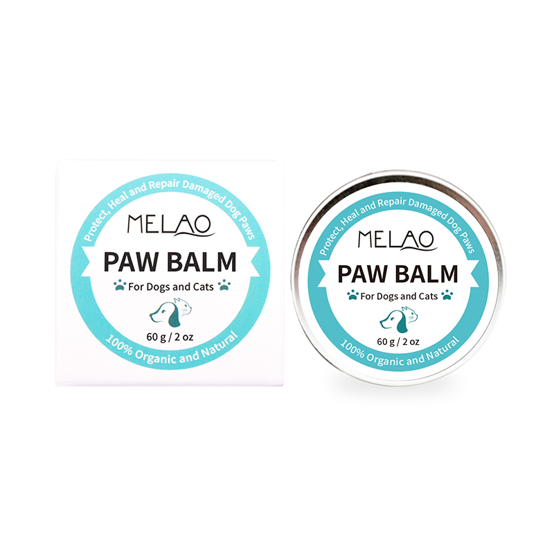Private label natural Paw Wax Paw & nose protection Balm for dogs & cats Heal and Repair