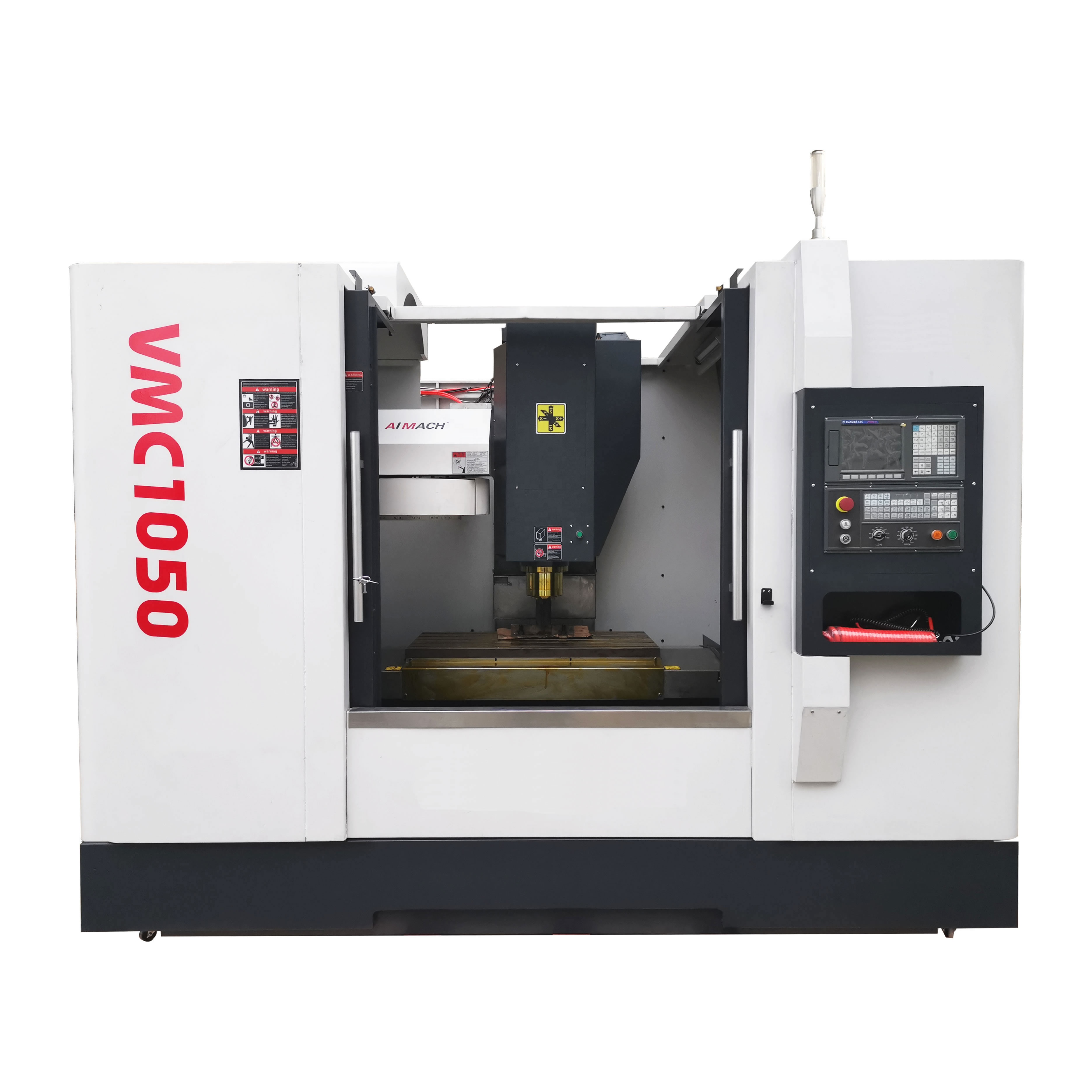 VMC1050 China Heavy duty Taiwan Spindle Vertical CNC Milling Machine Center <strong>price</strong>