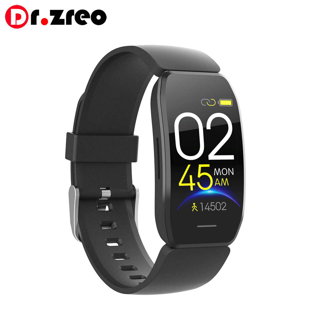 New color screen <strong>C114</strong> Smart wristband Heart rate tracker Blood pressure oxygen Fitness bracelet IP68 Waterproof Smart band
