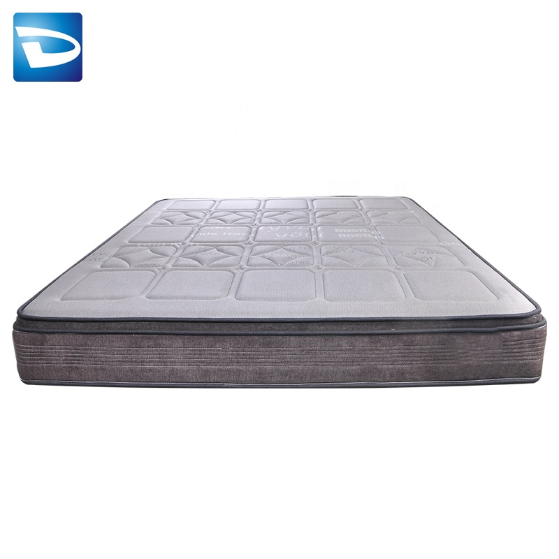heat insulating Individual Wrapped Coil Spring mattress - Jozy Mattress | Jozy.net