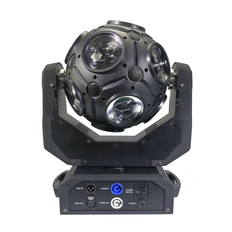 144W led <strong>beam</strong> 12*12W 4in1 rgbw football moving head light