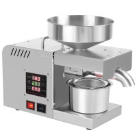 Small Size Stainless Steel Peanut Oil Press Machine/Oil Presser