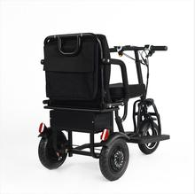 disabled handicapped mobility_scooter folding 3 4 wheels trike electric mobility scooter for adult