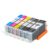 Good price 570 571 refill ink cartridge for canon mg 5750 printer