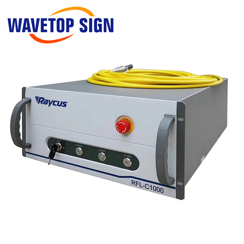 Raycus 1064nm RFL-C500 RFL-C750 RFL-<strong>C1000</strong> 500w 750w 1000w Single Module CW Fiber Lasers Source Module