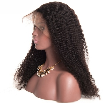Mink Human Hair Fast Selling Products In South Africa Lace Front Wig Wholesale Jerry Curly Human Hair Wigs For Black Women