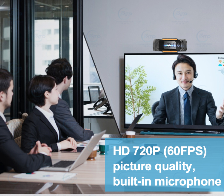 Wholesale built-in microphone computer webcam hd for Laptop/pc