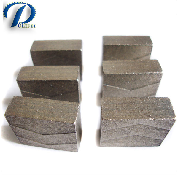24*11*10*15mm <strong>128</strong> Segment Granite Stone Cutting Segment Cutting Granite 2000mm Diamond Disc Block Rock Cutting