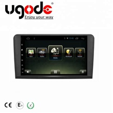 Ugode OEM Android Car multimedia gps navigation system for Ben-z ML 350 <strong>W164</strong>