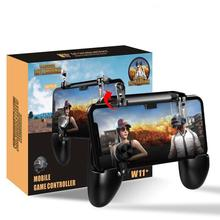 Wholesale New version gaming joystick game pad W10 <strong>W11</strong> PUBG mobile controller