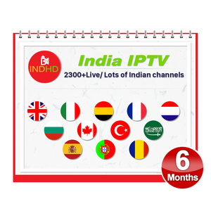 Best Digital TV Android APK Romanian IPTV INDHD Account Subscripton 6 Months Somalia Ex Yu Channels IPTV