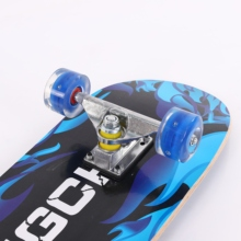 High quality Chinese maple luminous tire material children skateboard