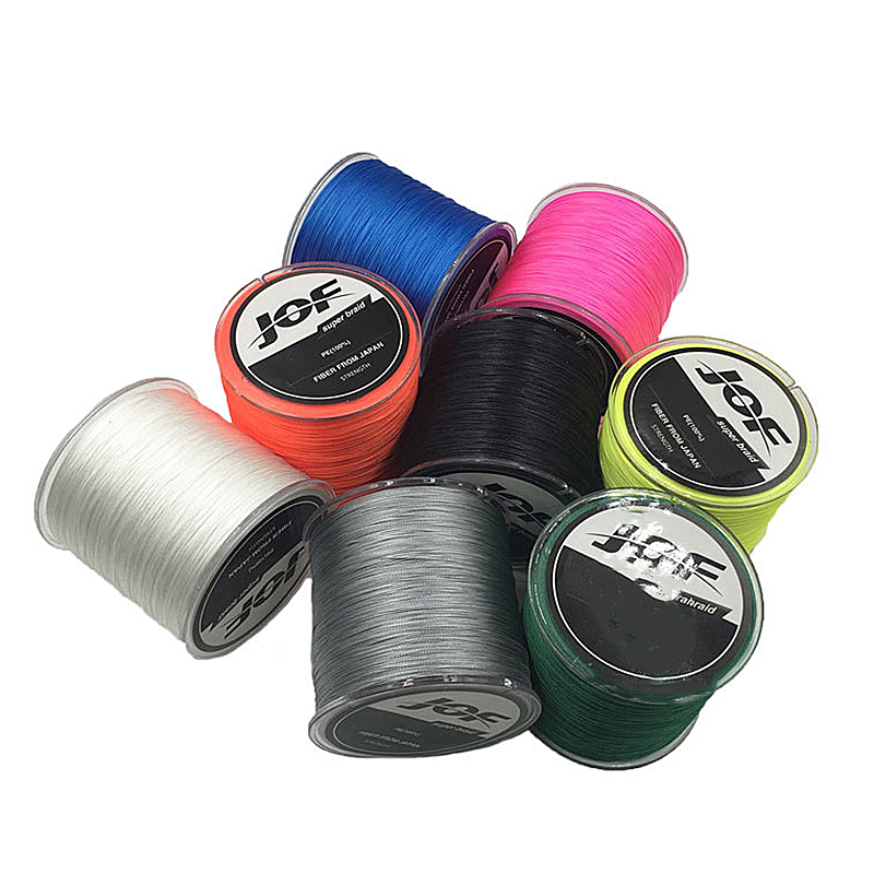 Proberos 500M 8 Strands Multi Color Fishing Line <strong>PE</strong> Braided