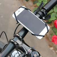 New Arrival Flexible Mobile Phone Accessory Silicone Cellphone Holder For bicycle