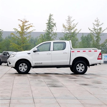 Cheap price New condition Foton Tunland 4*4 4wd pickup truck with diesel engine
