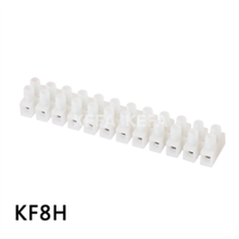 12 way polyamide plastic strip terminal connector KF8H 10H 12H