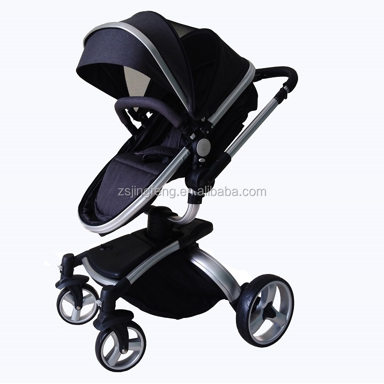 Factory Price Most Popular New Design Folding  Luxury 2 in 1 Baby Stroller