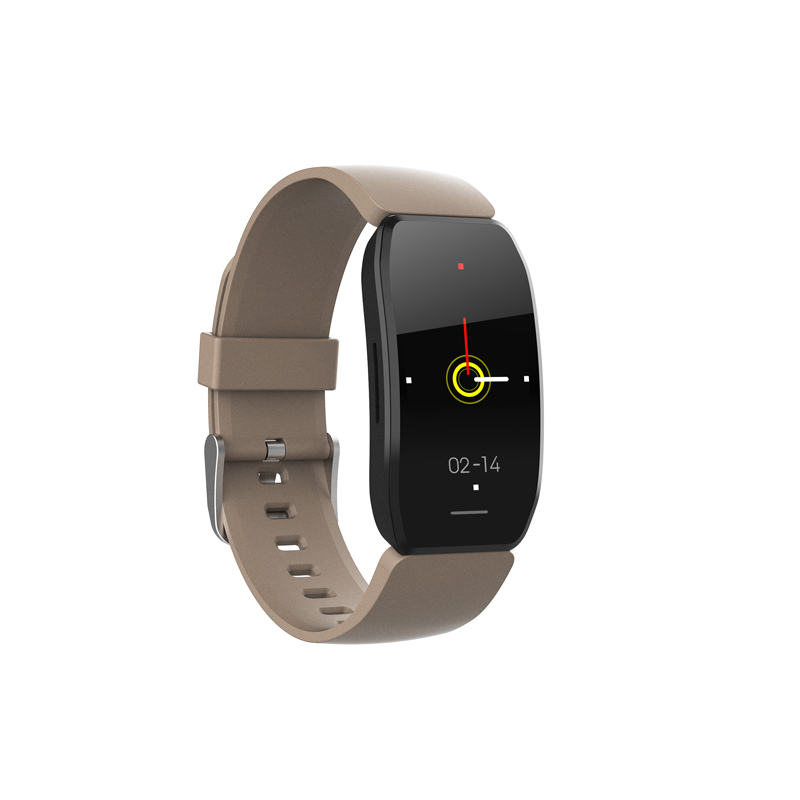Color screen touch <strong>C114</strong> smart bracelet monitoring sleep heart rate blood pressure sports watch information call alarm reminder