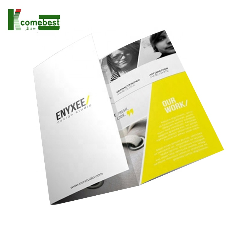 100g 120g 150g 200g coated paper A4 Cheap Leaflet Flyers <strong>Printing</strong>