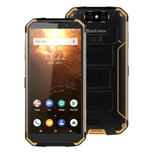 Original Blackview BV9500 Plus Rugged <strong>Phone</strong> 4GB 64GB 10000mAh 5.7 inch Android 9.0 Waterproof Shockproof smart <strong>mobile</strong> <strong>phones</strong>