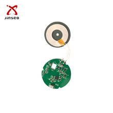Qi Single Coil 10w Wireless Charger Module PCB Pcba Board Manufacturer