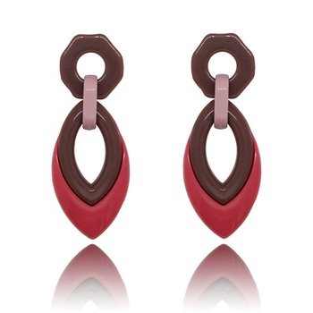 Fashion Resin Acrylic Acetate  Accessories Earrings