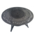 target outdoor patio end dinning table outdoor fire pit round