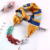Women Pendant jewelry Accessories Ladies pendant embellished jewelry crochet necklace scarf