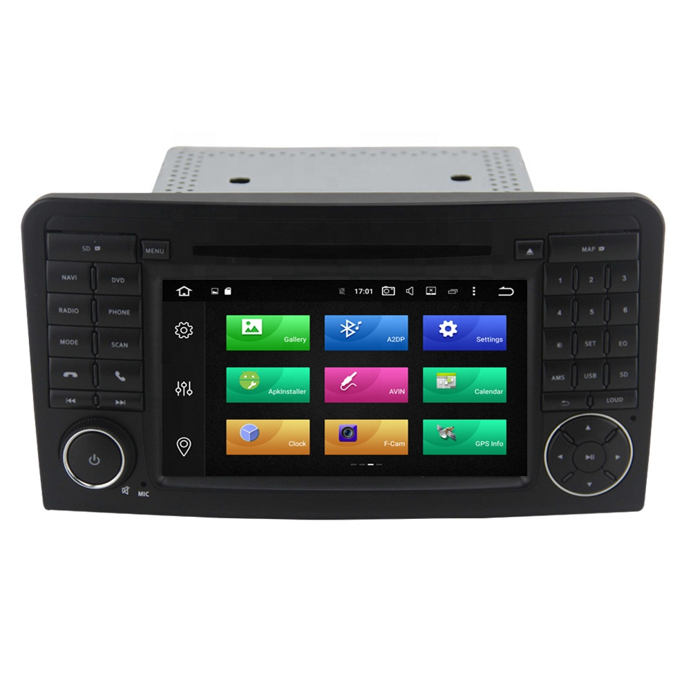 ZESTECH Android Car Radio for Mercedes Benz GL ML CLASS <strong>W164</strong> ML350 ML500 X164 GL320 GPS Navigation