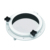 Newmao 215mm round Marine fixed bolted porthole scuttle window with deadlight