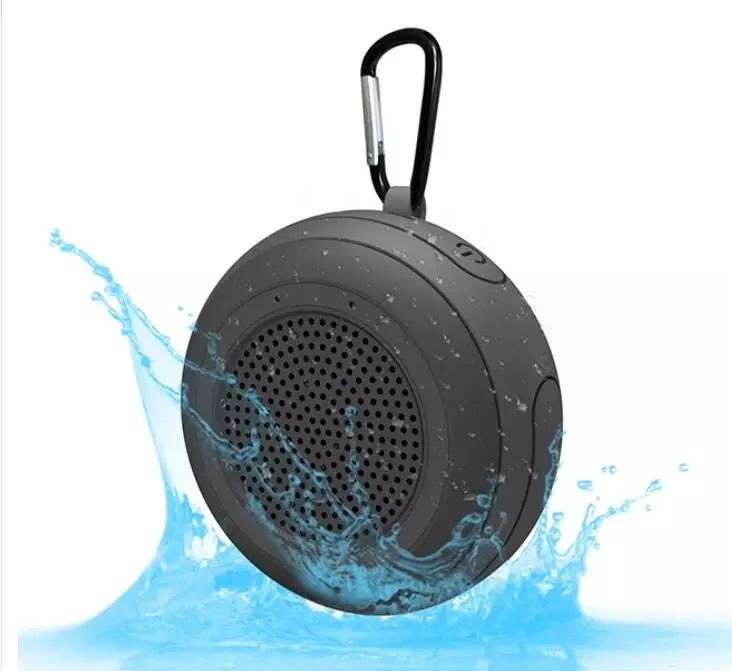 Outdoor Portable Mini Wireless Shower Waterproof <strong>Bluetooth</strong> Speaker