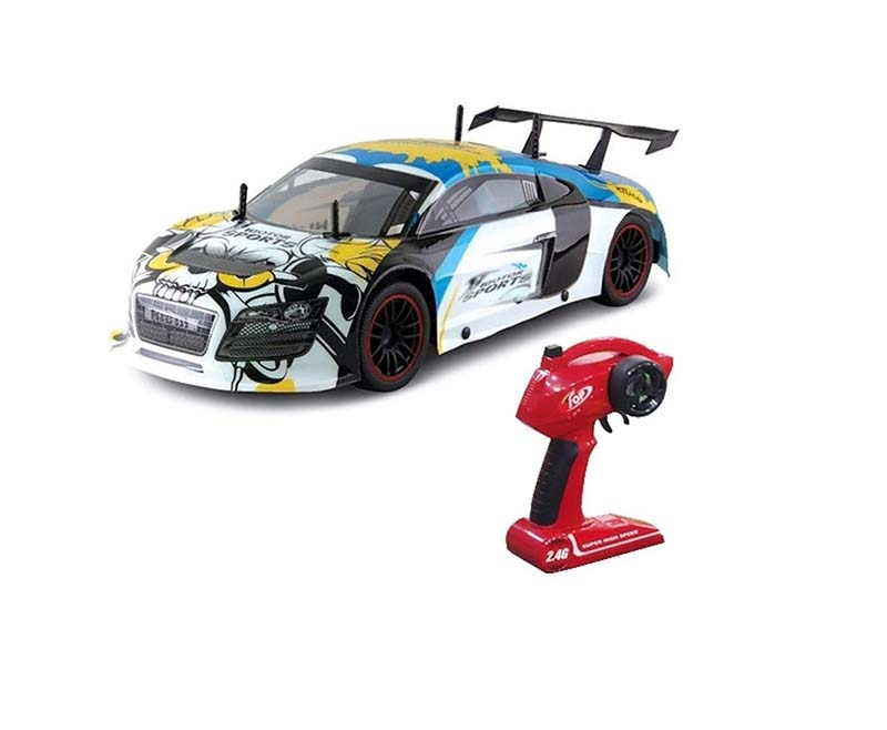 1:<strong>10</strong> Radio RC Sport Car 2.4G <strong>Remote</strong> Control Toy Off-Road Graffiti climbing Race Car High Speed car TT045028