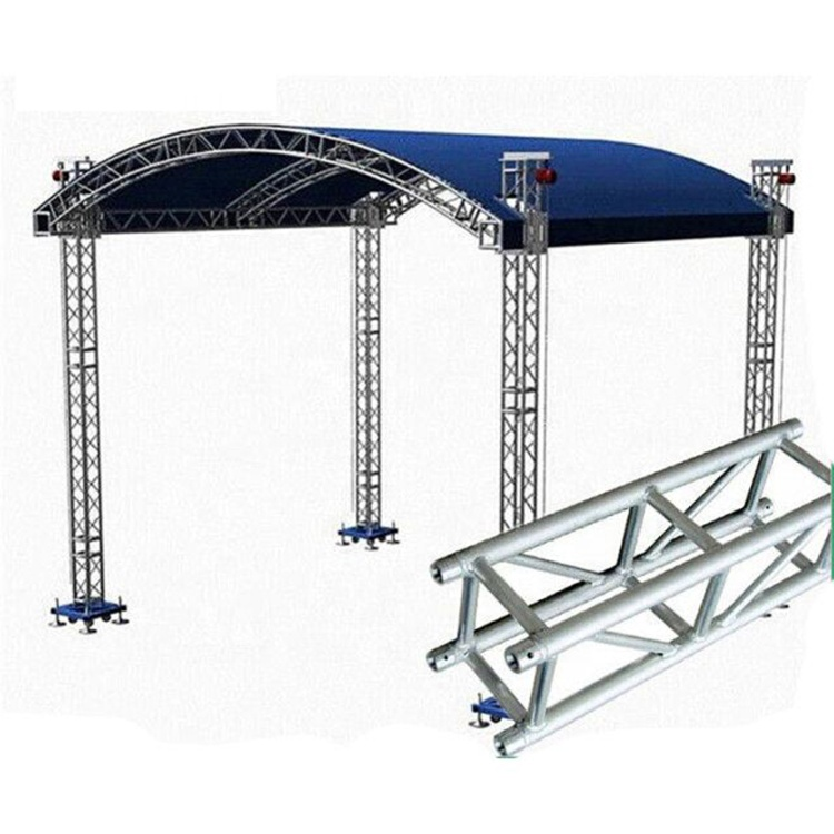 aluminum event exhibition show outdoor truss display