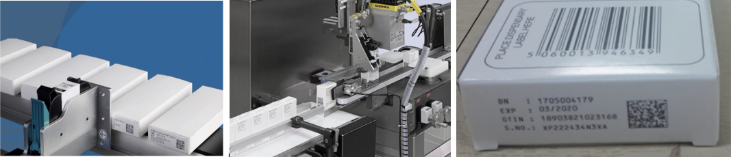 Quality Automatic GS1 Carton Printing Inspection And Verification System