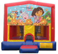 Customized High quality New design Inflatable Bounce House For Kids