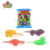 Hot sale fruity assorted ice pop animal shaped jelly drink