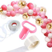 Popular New Design Pink Balloon Garland Arch Kit For Wedding Birthday Party Decoration