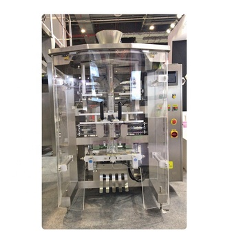 Baopack Newest CB-VP52E Standard Speed Durable Vertical Form Fill Seal VFFS Automatic Pouch Dried Fruits Packaging Machine