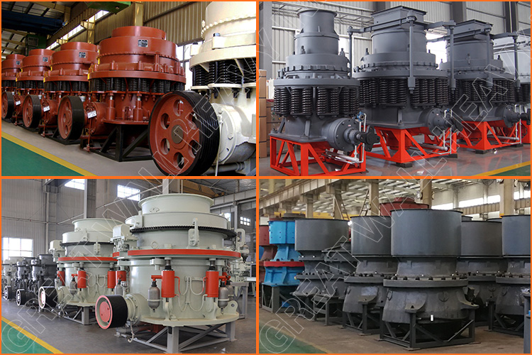 20-Years Cone Crusher Manufacturer With All Kinds of Crusher Models