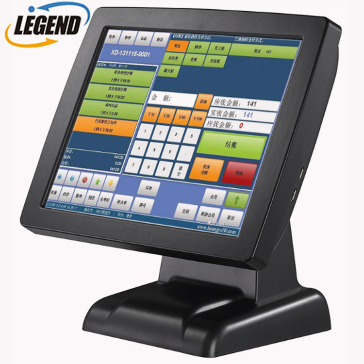 CJ Legend T610 China Pos <strong>System</strong> 15 inch POS All in One the Most Affordable EPOS <strong>system</strong>