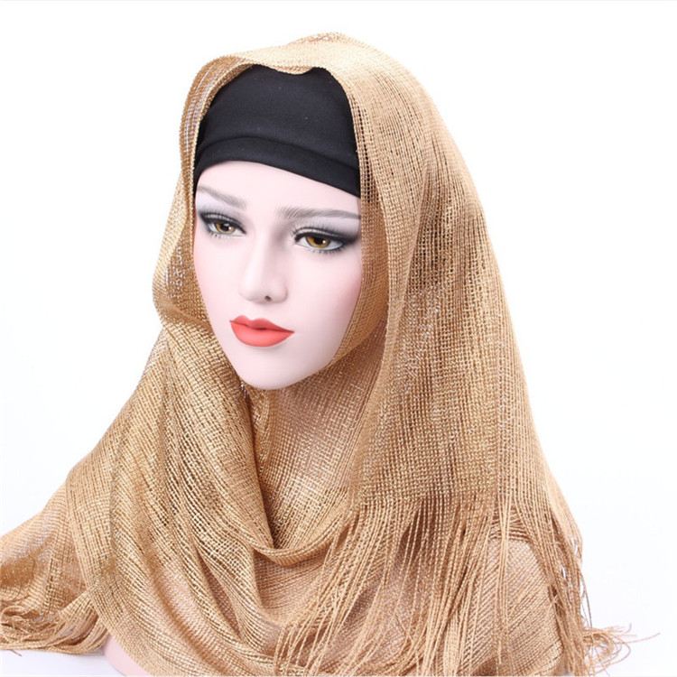 2020 hot sale fashion muslim arab hijab tassel muslim polyester <strong>scarf</strong> wholesale