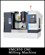 XH715 cnc milling machine  for metal and cnc milling service