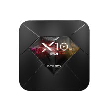 Allwinner H6 Quad Core 64 bit Support 6K R-TV BOX <strong>X10</strong> plus Smart TV Box