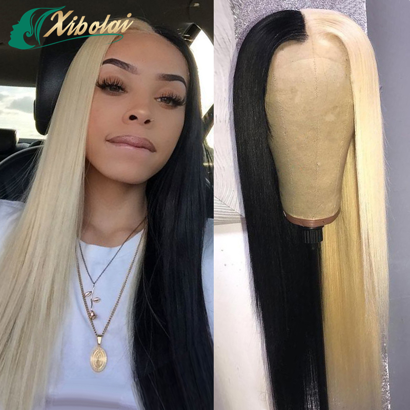 JcXBL 10a private label raw virgin human lace front wig,raw mink brazilian hair wigs with pre-plucked,ombre human lace front wig