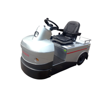 3~25 Ton industrial cargo material electric battery tow tractor