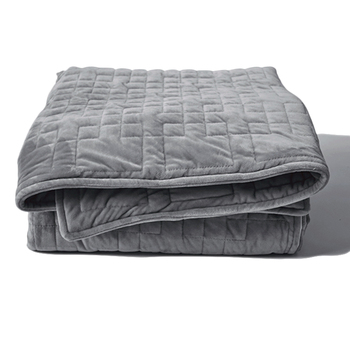 Made in China removable cover washable anxiety heavy weighted blanket