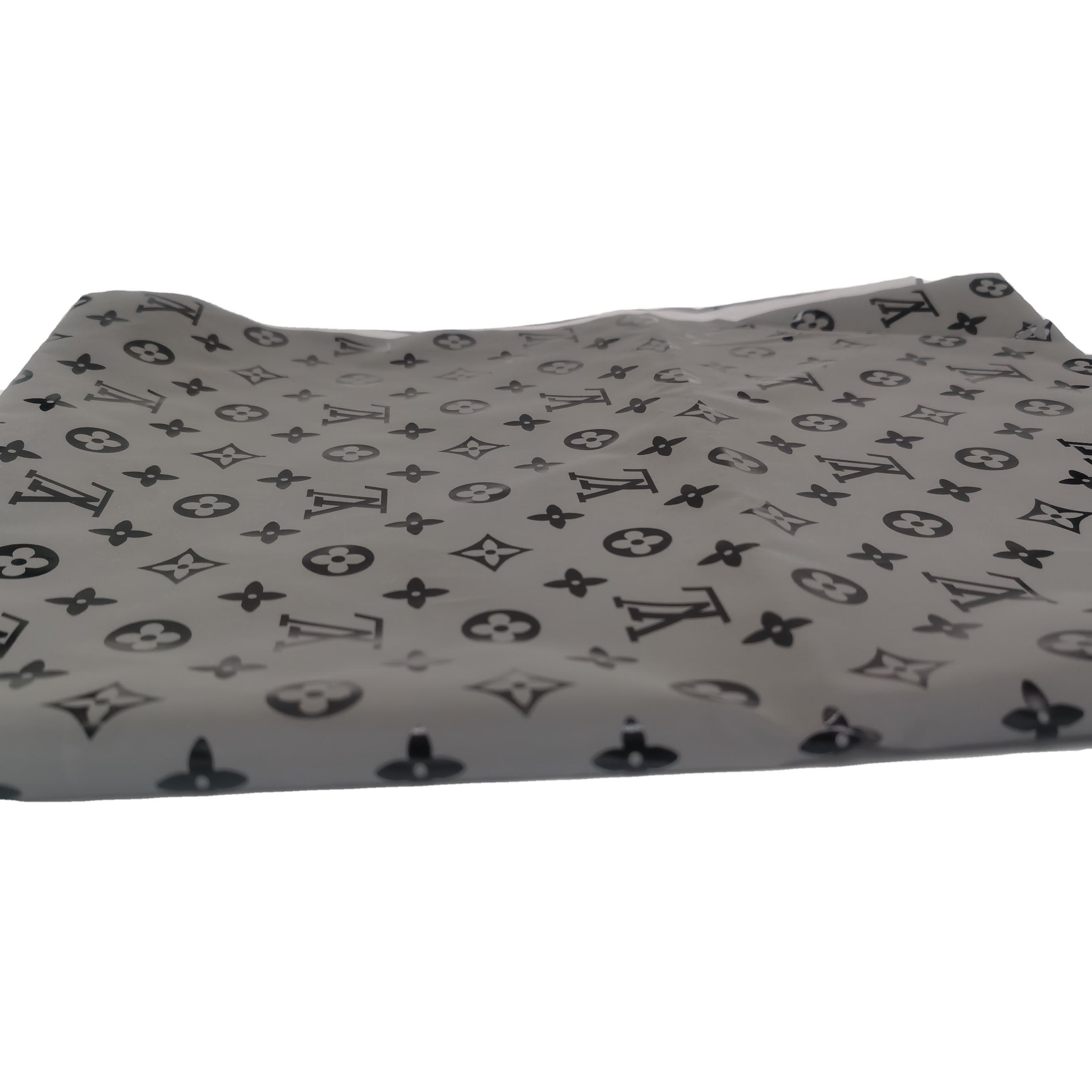 Custom LV pattern reflective <strong>fabric</strong>