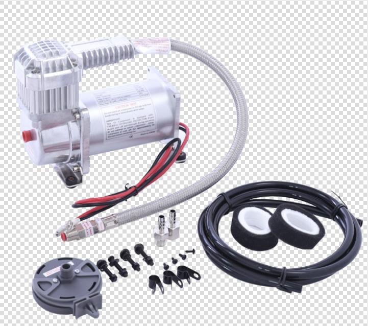 12V 24V air suspension air ride compressor for air horn medical device